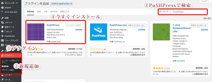 PuSHPress1